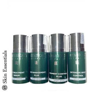 Botanical Extracts Target Serums